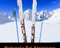 sport professional noleggio sci alpinismo