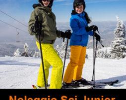 sport professional noleggio sci junior