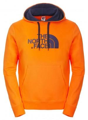 felpa uomo arancio