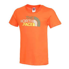 t shirt bambino arancione