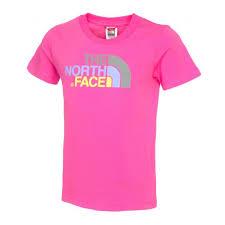 t shirt bambino rosa