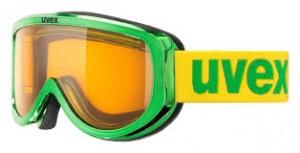 uvex verde metallico