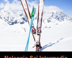 sport professional noleggio sci intermedio