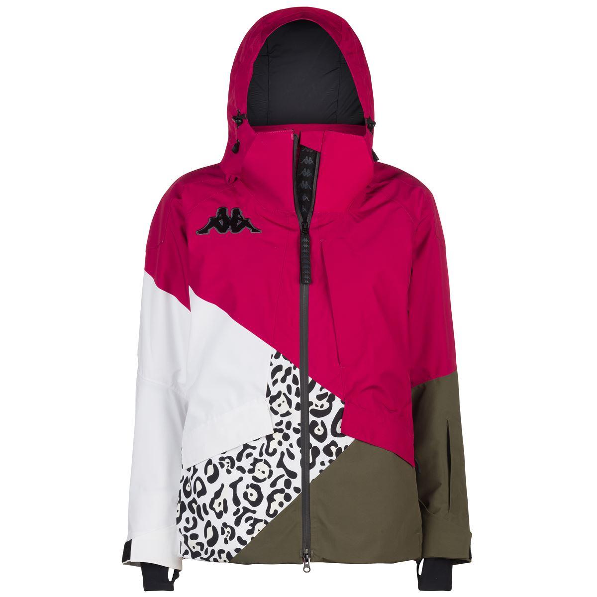 Kappa 6cento 612 giacca Donna